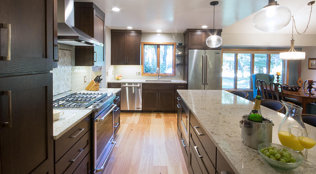 Invest in your kitchen today at Columbo's Floors To Go.  Our experts will help you every step of the way through your renovation!