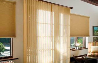 Ambiance Sheers are a great blind & shade solution for your windows.